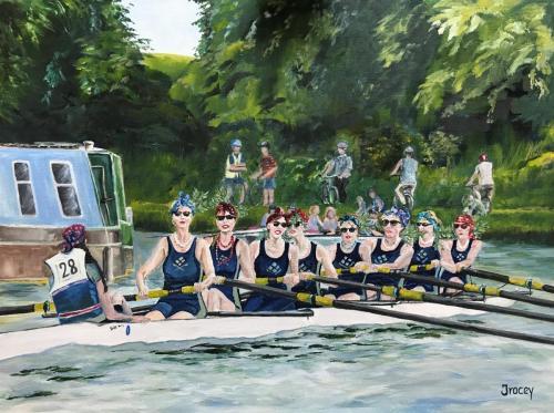 Winning-Willow Tracey Newland